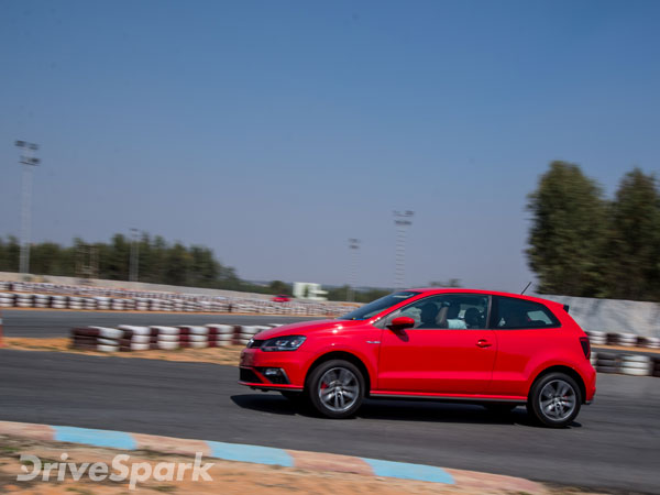 Volkswagen GTI First Drive Review: Tested At The Track In Bangalore