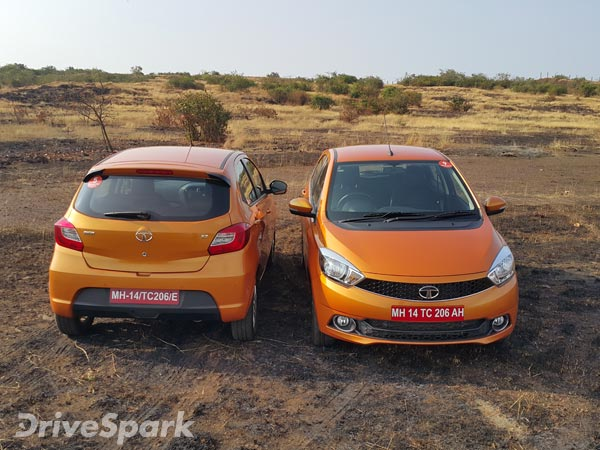Tata Tiago AMT Coming By March; Both Petrol And Diesel Variants To Get AMT