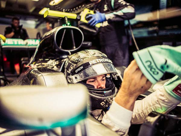 I Would Have Preferred Alonso To Replace Me — Nico Rosberg
