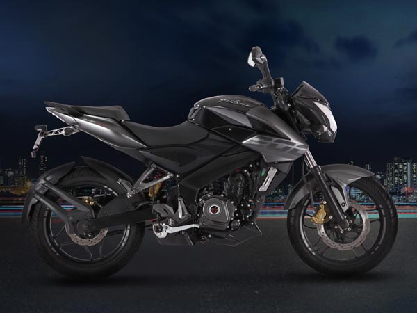 2017 Bajaj Pulsar 200NS Launched WIth BS-IV Engine; Priced At Rs ...