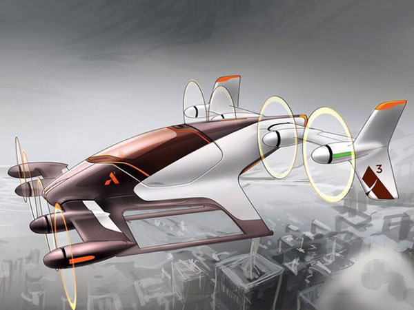 Uber Hires 30-Year NASA Veteran To Help Develop Flying Cars