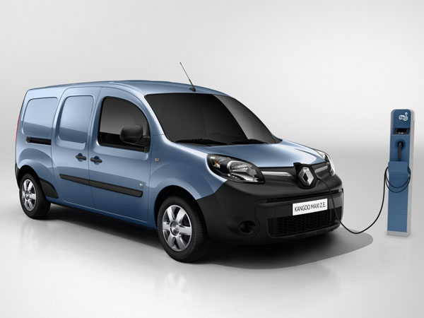 Renault Acquires Firm Specialised In LCV Electrification