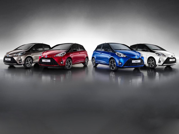 India-Bound 2017 Toyota Yaris Revealed Ahead Of Geneva Motor Show Debut