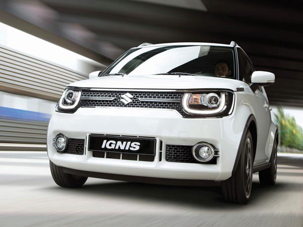 Maruti Suzuki Ignis Begins With A Bang In Its First Month Of Sale
