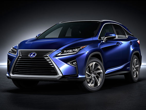 Lexus To Launch Three Cars In India On March 25