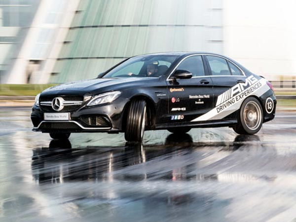 Mercedes benz approved tyres launched in association with for Mercedes benz tyres