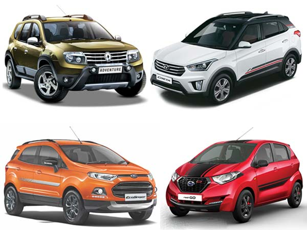 Amazing Limited & Special Edition Cars In India 2017 — To Set You Apart