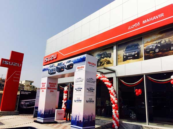 Isuzu Motors Opens Fourth Dealership In Andhra Pradesh