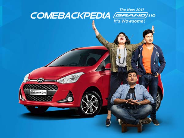 "Innovative Digital Campaign ""Comebackpedia"" Launched By Hyundai"