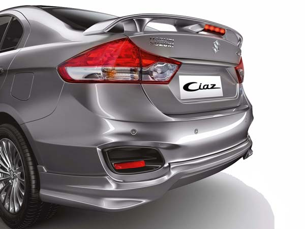 Maruti Suzuki Discontinues Ciaz RS In India