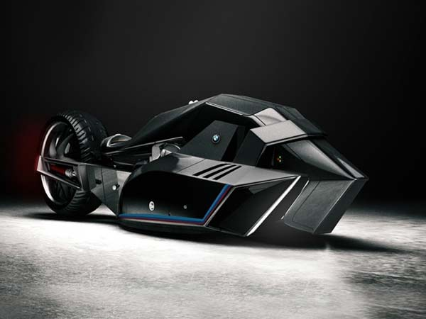 BMW Alpha: From Concept To Real Life Salt Racing Motorcycle — Story Revealed