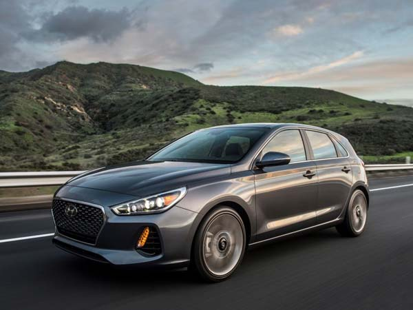 The 2018 Hyundai Elantra GT Sport Is A 201bhp Hot Hatch; Unveiled Globally