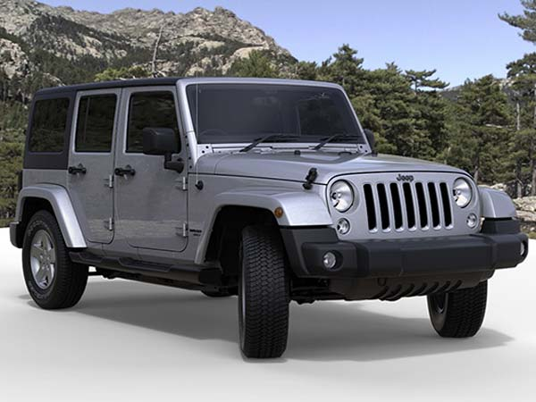 Jeep Wrangler Petrol Launched In India With A Powerful V6 Engine