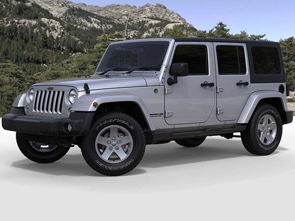 jeep wrangler unlimited petrol launched in india launch price specs more details. Black Bedroom Furniture Sets. Home Design Ideas