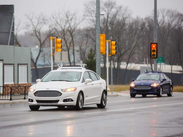 Ford Self-Driving Cars — CEO Reveals His Major Fear