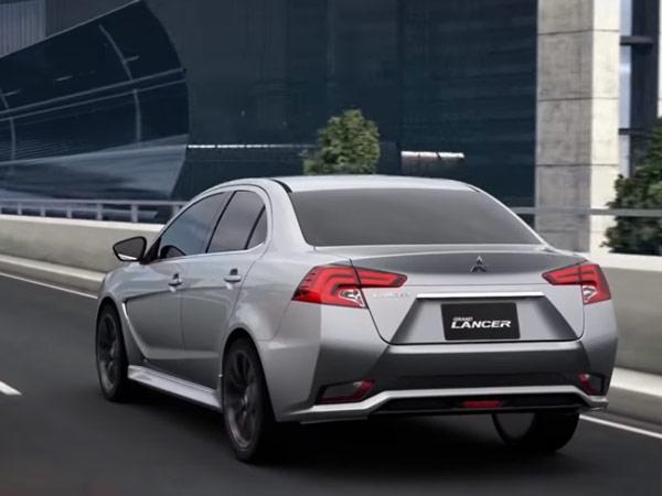 2017 Mitsubishi Lancer (Grand Lancer) Leaked Ahead Of Reveal - DriveSpark