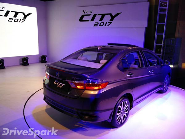 2017 Honda City Launched In India Launch Price Mileage And More
