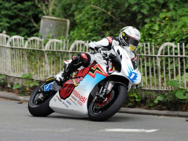Guy Martin To Pilot A Mugen Electric Bike At Isle Of Man TT