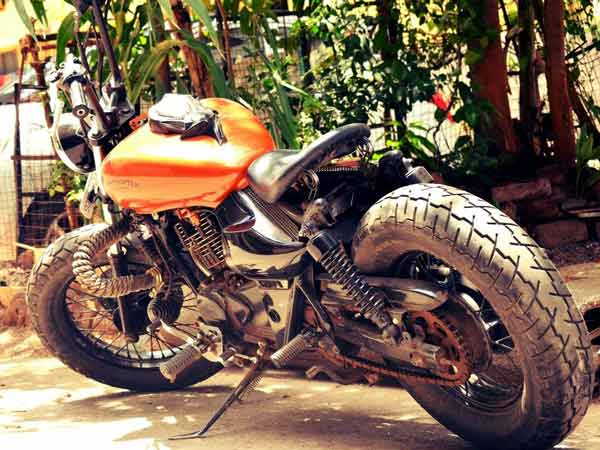 Bajaj Avenger 220 By Ornithopter Moto Design — Feel Like God?