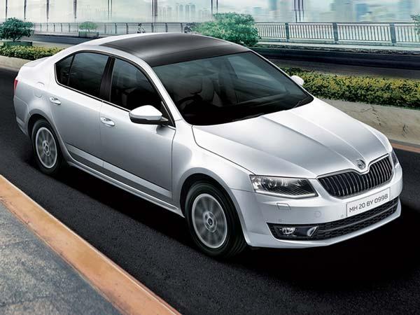 Najnowsze Skoda Octavia ONYX Edition Introduced In India - DriveSpark News EY38