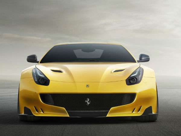 Ferrari F12M — The End Of The Line For The Naturally Aspirated V12s
