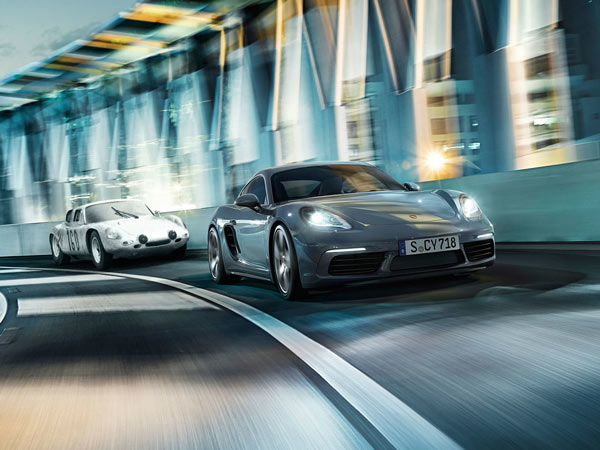 Porsche Launches 718 Boxster And 718 Cayman In India With More Power