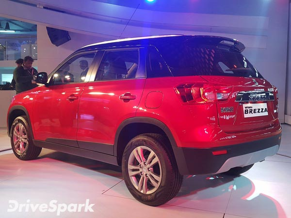 Maruti Brezza Still Has A Huge Number Of Pending Bookings