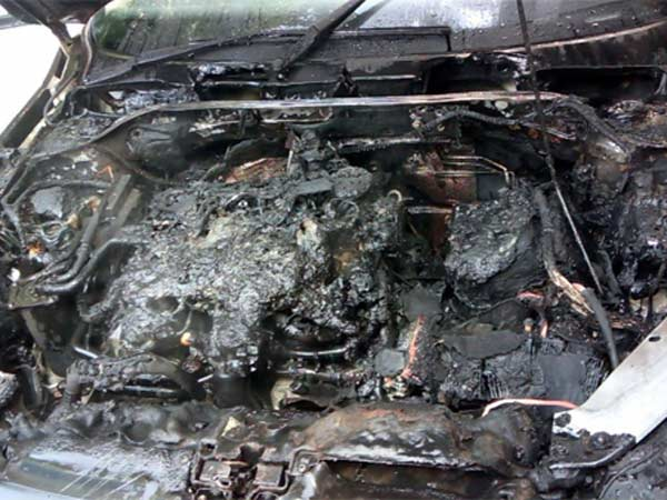 Parked Volkswagen Jetta Catches Fire; Leaves Owner Desperate For Answers