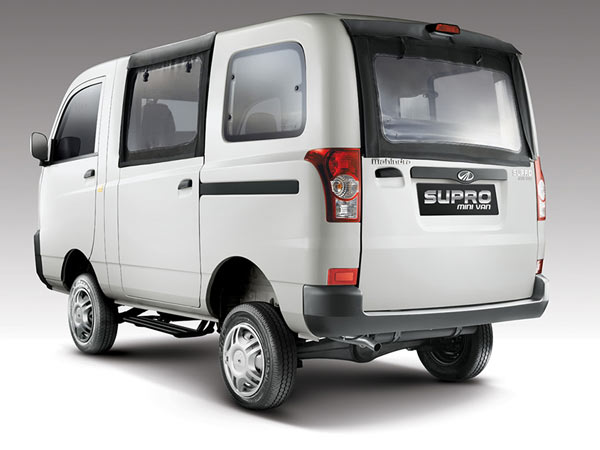 337ba1f91852b0 Mahindra   Mahindra Launches 7 New Vehicles Under Supro Brand ...