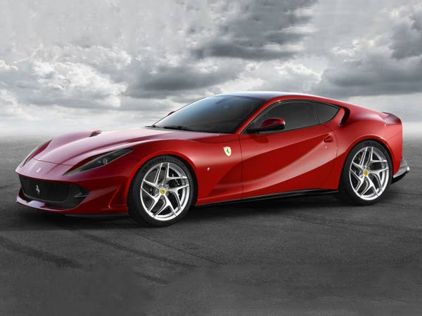 Ferrari 812 Superfast Unveiled Ahead Of Global Debut At 2017 Geneva Motor Show