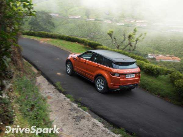 land rover india slashes prices of petrol powered evoque discovery sport drivespark news. Black Bedroom Furniture Sets. Home Design Ideas