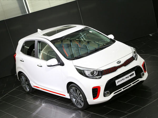 India Bound 2017 Kia Picanto Pictures Specs And Details Revealed
