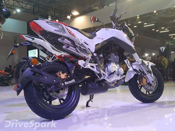 Benelli TNT 135 Set To Launch In India: Here's Everything