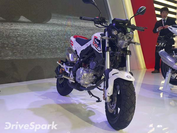 Benelli TNT 135 Set To Launch In India: Here's Everything You Need