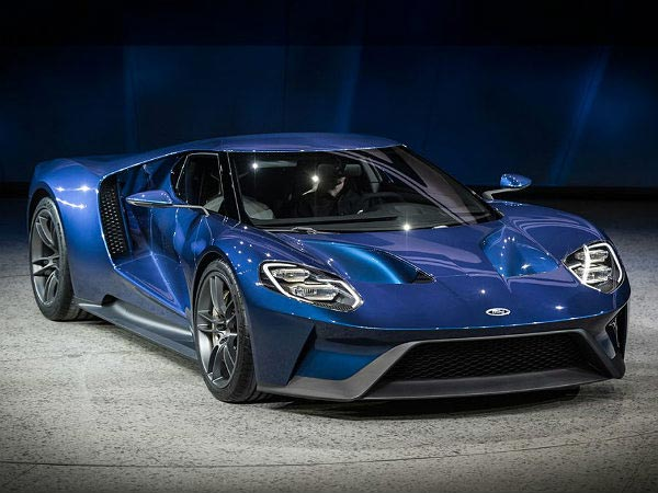 Ford GT 'Competition Series' Revealed By Owner's Manual ...