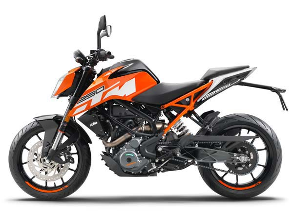 ktm duke 250 2017 model launched in india new ktm 250 duke details drivespark news. Black Bedroom Furniture Sets. Home Design Ideas