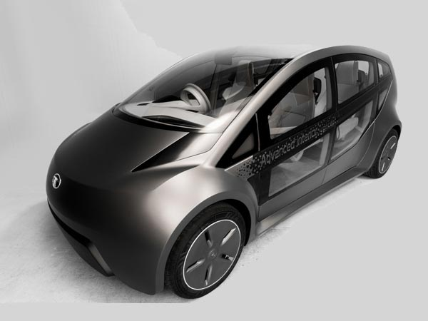 When will Tata Motors' Air-powered Car be marketed?