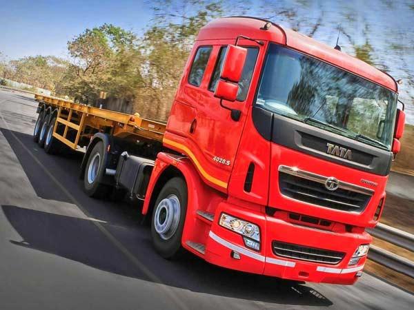 Tata Motors Launches The Prima Truck In The Kingdom Of