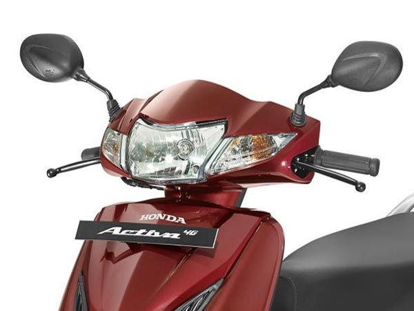 The Activa 4G is powered by the existing 109cc Eco Technology (HET) BS ...