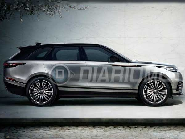 2018 Range Rover Velar Photos Leaked Ahead Of Reveal