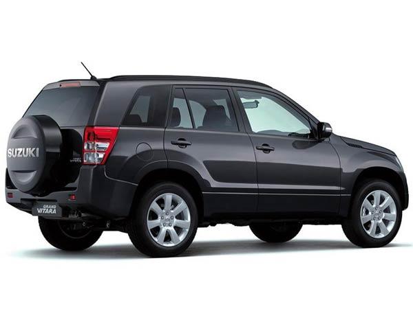 Suzuki Vitara Recall