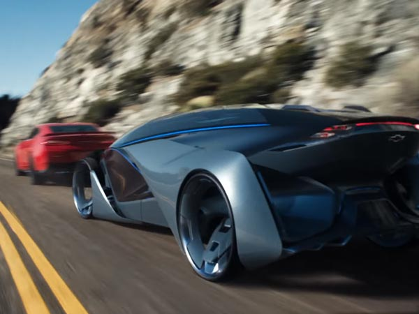 Chevrolet S The Human Race Is The Future Of Car Videos