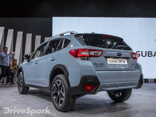 New Subaru Xv Crossover Revealed At The 2017 Geneva Motor Show
