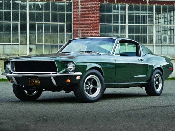 ford mustang driven by steve mcqueen supposedly found drivespark. Black Bedroom Furniture Sets. Home Design Ideas