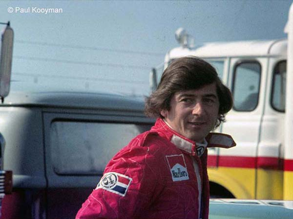 First Williams Driver Patrick Neve Dies Aged 67