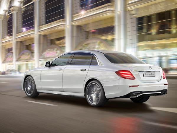 Mercedes Benz E 220 Diesel To Join The E Class Range