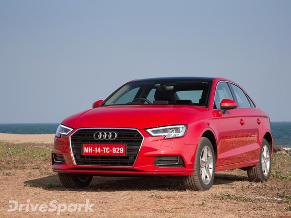 2017 Audi A3 Facelift Review — Test Drive Report