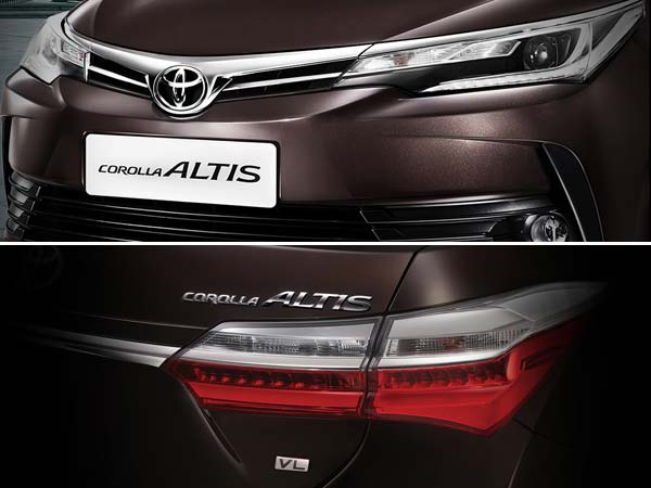 2017 Toyota Corolla Altis Launched In India — Prices Start At Rs 15.87 Lakh