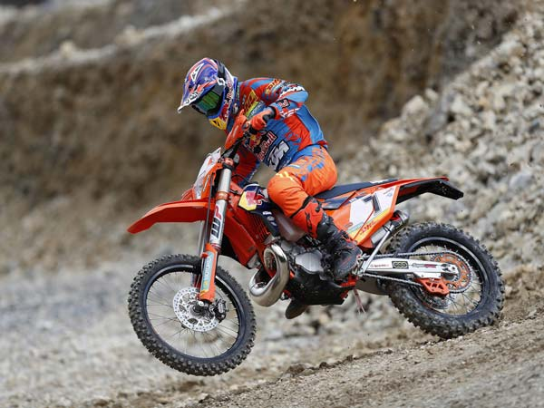 KTM Confirms Fuel Injection For Two-strokes