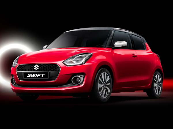 2017 Suzuki Swift Web Edition Launched In Italy